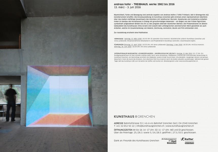 Andreas_Hofer_Treibhaus_Kunsthaus grenchen_2016