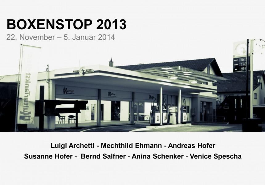 Boxenstop_2013