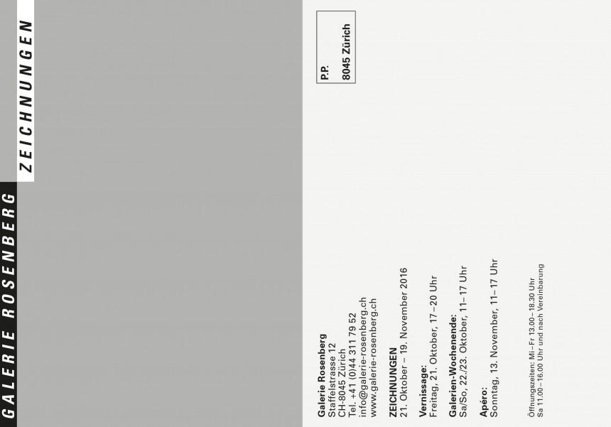 Galerie Rosenberg_Zeichnungen_2016