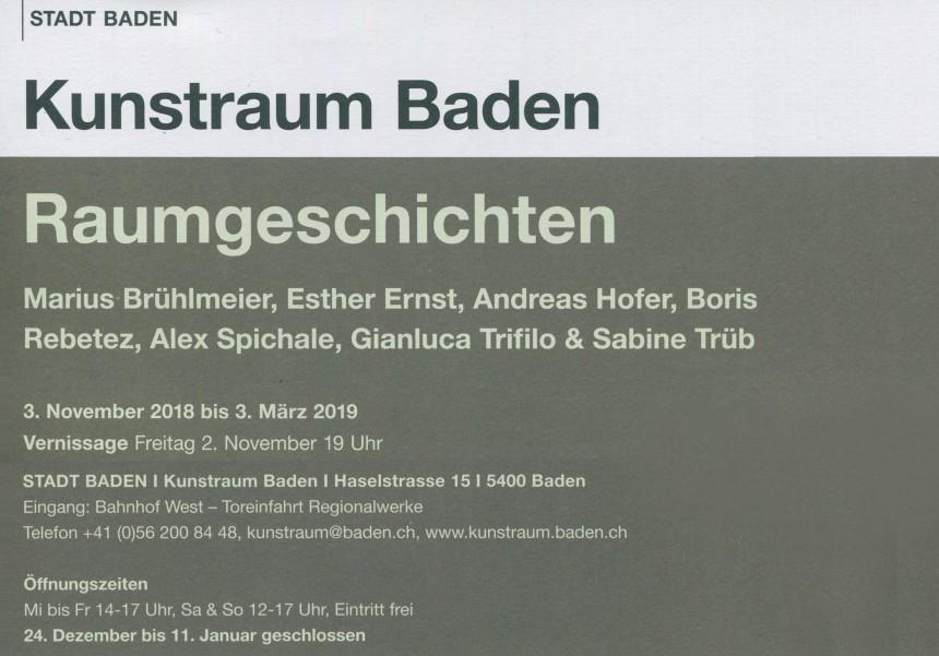 Kunstraum Baden_Raumgeschichten_2018_neu