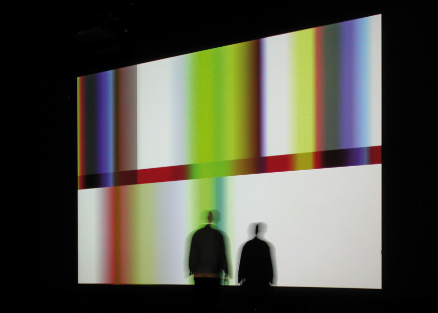 Farbprojektion, 2006