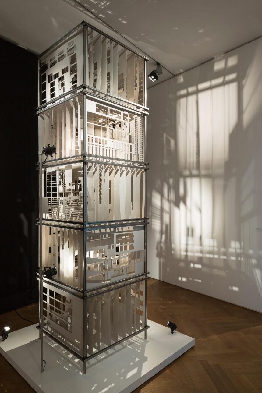 Gewerbeumseum Winterthur; OLED